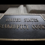 Image of United States Bankruptcy Court Sign