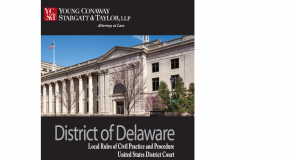 Cover Image District of Delaware Local Rules