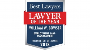 Best Lawyers Logo 2018 Bowser