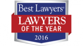 Best Lawyers Lawyers of the Year 2016