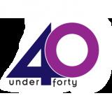 ABI 40 Under 40 Logo