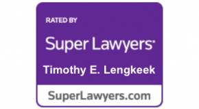 Super Lawyers Lengkeek Logo
