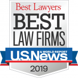 Best Lawyers US NEws 2019 Logo