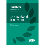 USA Regional Real Estate Chambers Global Practice Guide Cover