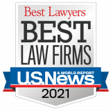 Best Law Firms - Standard Badge 2021