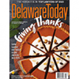 Delaware Today Cover Nov 2020