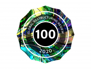 Global Restructuring Review 100 Logo 2020