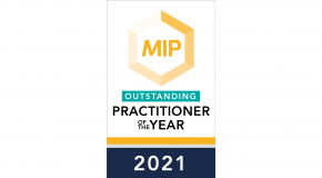 MIP Outstanding Practitioner Logo 2021